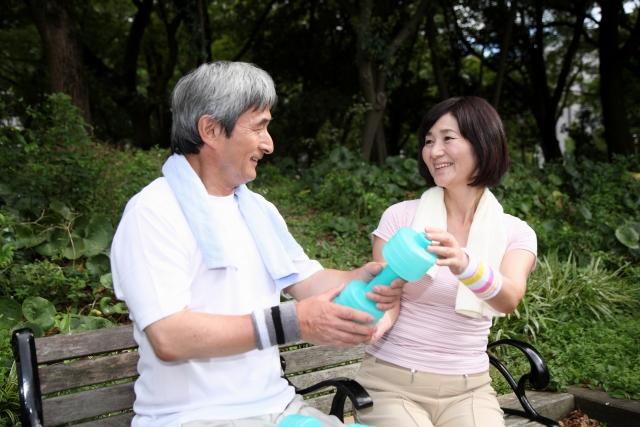 クレアチン 中高年 筋肉量 筋力 維持